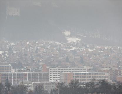 Ve Zlínském kraji byla vyhlášena smogová situace