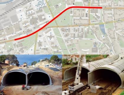 Dopravu ve Zlíně možná zklidní kilometrový tunel