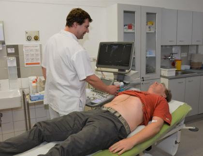 Vrámci Movemberu se vUherskohradišťské nemocnici nechalo vyšetřit bezmála třináct set mužů