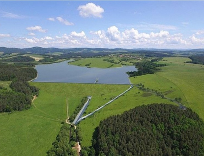 Příprava vodního díla Vlachovice je zase o krok dále
