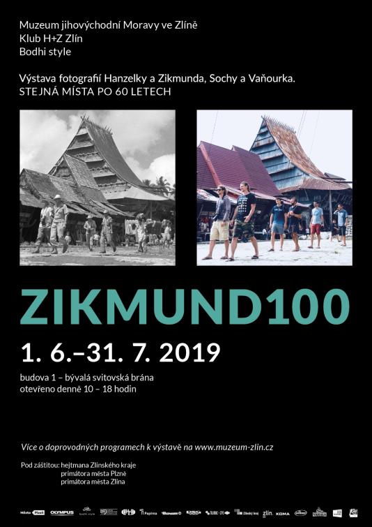 Kulturní tip: Výstava fotografií Zikmund 100 v Muzeu jihovýchodní Moravy ve Zlíně