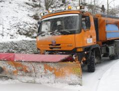 Uplynulá zima byla pro silničáře nejnáročnější za posledních šest let