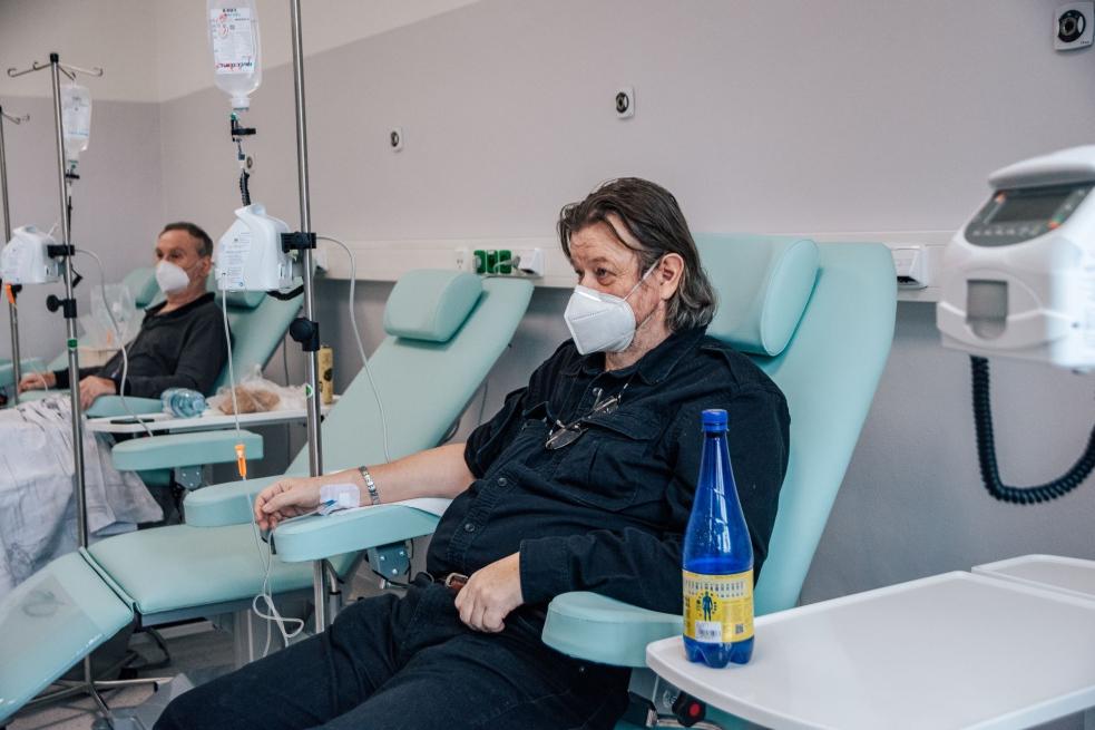 Zlínská nemocnice rozšiřuje spektrum onkologické péče, pacienti mají kdispozici nový stacionář