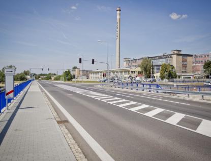 Zrekonstruovaná křižovatka u Zubří zajistí větší bezpečnost motoristů i chodců