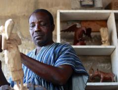 Zlínská zoo bude hostit sympozium afrických řezbářů