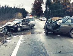 Loňská nehodovost ve Zlínském kraji: Klesl počet smrtelných dopravních nehod