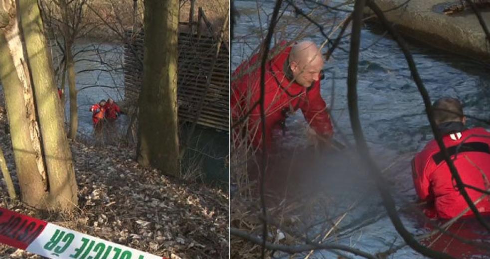 V Bečvě u Jarcové plavala mrtvola. Patří tělo pohřešovanému mladíkovi?