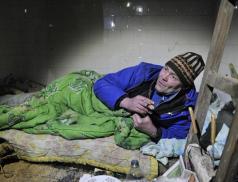 Bezdomovectví. Radnice zvládají prevenci, represi ale hatí špatné zákony