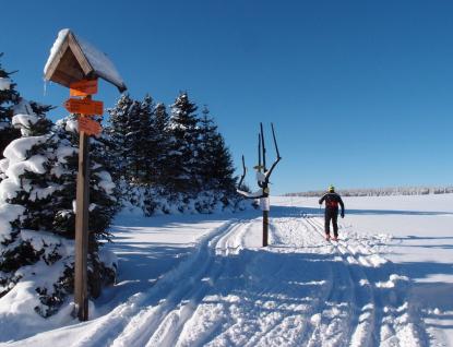 Hejtmanství opět podpoří údržbu lyžařských běžeckých tras