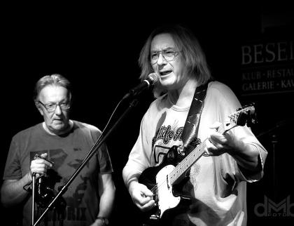 Blues Session – výjimečný koncert na Moravě