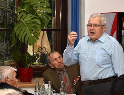 Valašskomeziříčští bojovníci za svobodu se odtrhli od Prahy