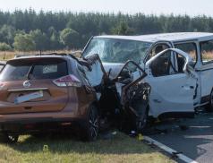 Dopravních nehod na Valašsku vloni přibylo