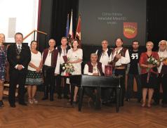 Valašské Meziříčí ocenilo osobnosti města