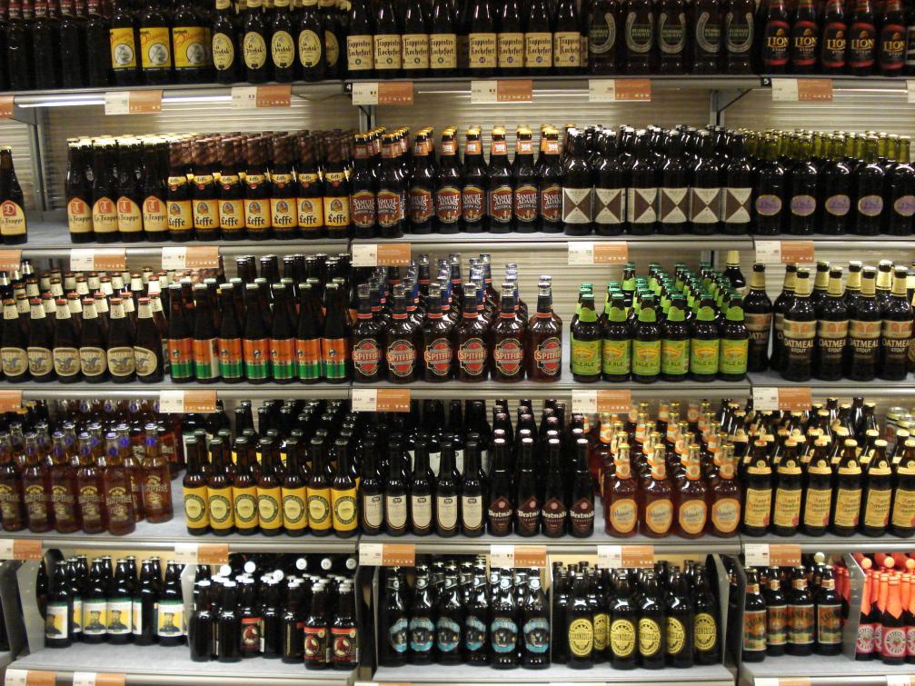 Nouzový stav zvedl prodej alkoholu o třetinu