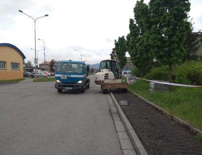 Město opraví dva chodníky