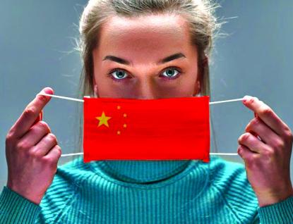 Nepříjemná pravda o čínských rouškách