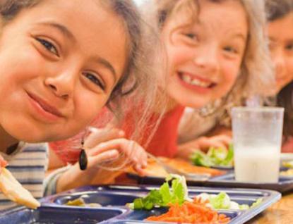V rožnovských školních jídelnách se vařilo zdravě