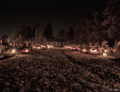 Víkend v kraji ve znamení Dušiček, Halloweenu a muziky
