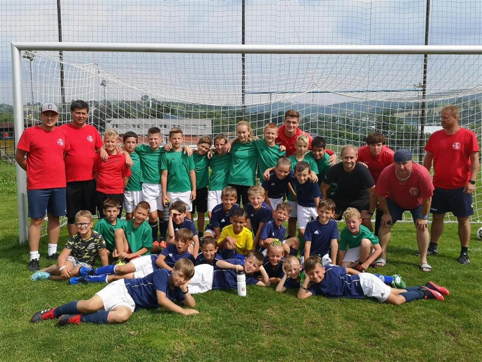 Malí fotbalisté získali cenné zkušenosti