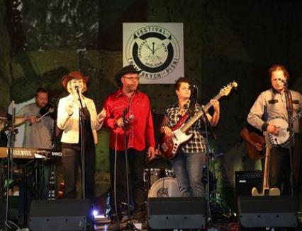Vsetínské kulturní léto nabídne ve čtvrtek 19. července country kapelu Gympleři