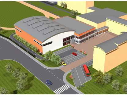 Stavba nové sportovní haly ve Valašském Meziříčí za bezmála 150 milionů se již připravuje