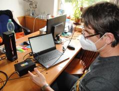 Nový přístroj ve valašskomeziříčské hvězdárně poslouží vzdělání i výzkumu