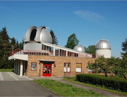 Kraj podpoří vybudování geologické expozice Hvězdárny Valašské Meziříčí