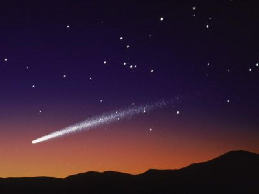Přijďte na hvězdárnu pozorovat padající hvězdy
