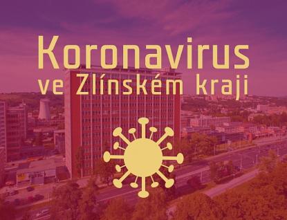 Ve Zlínském kraji je k dnešnímu ránu 89 případů onemocnění koronavirem