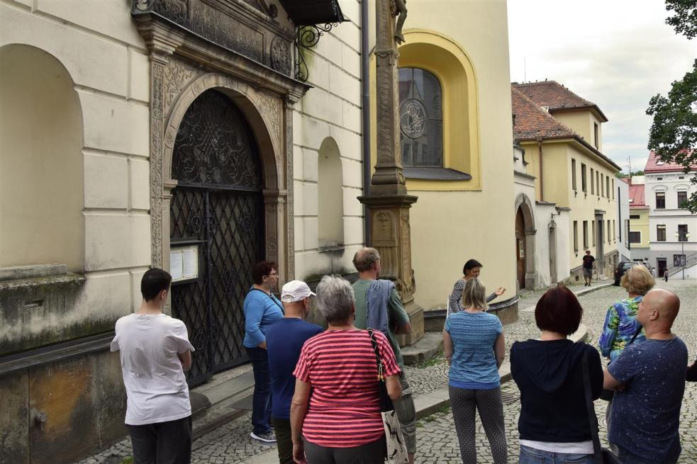 Turisté i místní se mohou o prázdninách vydat za krásami Valmezu