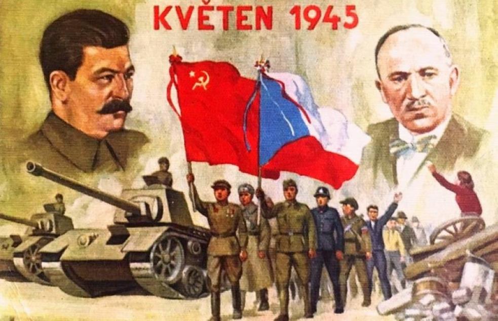 Příjezd Rudé armády do Prahy byl stejnou tragédií jako příjezd Wehrmachtu