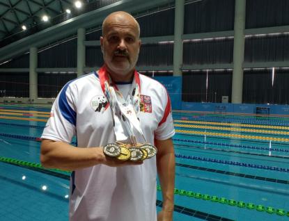 Vsetínský kriminalista uspěl na světových hrách