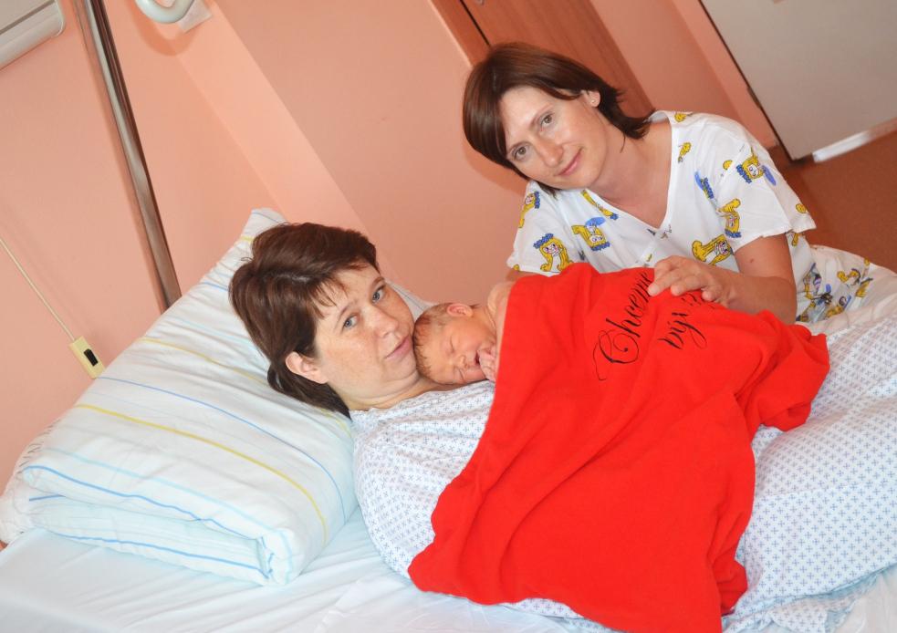 Porodnice Nemocnice Valašské Meziříčí zve k prohlídkám