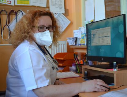 """Kardiologie je moje srdcovka,"""" říká MUDr. Marie Černochová, nová primářka interní odbornosti Nemocnice AGEL Valašské Meziříčí"""