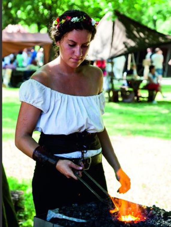 Víkend v Rožnově: Dny řemesel, běžecké odpoledne nebo folkrockový kocert