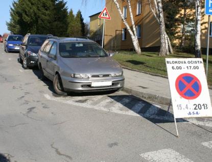 V Rožnově začne jarní bloková očista města