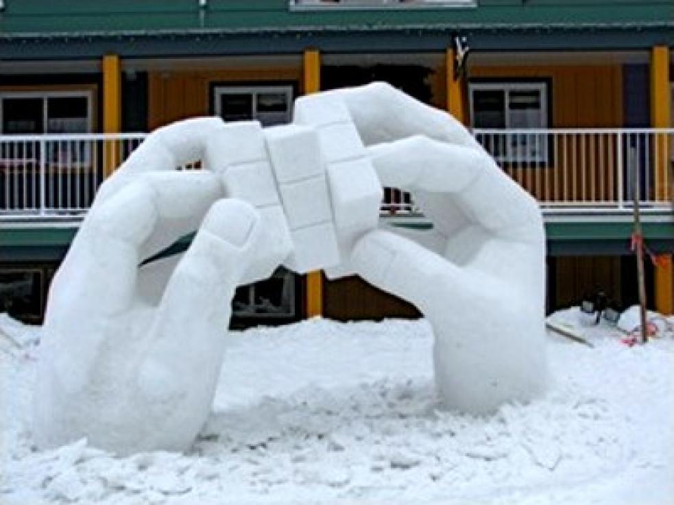 Víkend v Rožnově: Jarmark, ledové sochy a nebo koncerty