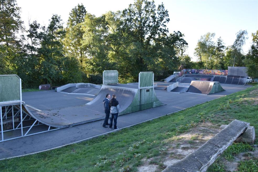 Ve Valmezu přemýšlejí nad výstavbou skateparku