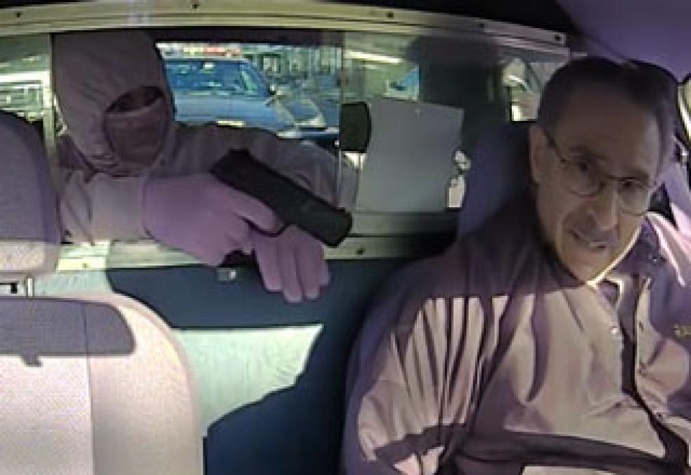 Oloupil taxikáře. Hrozí mu až desetiletý trest