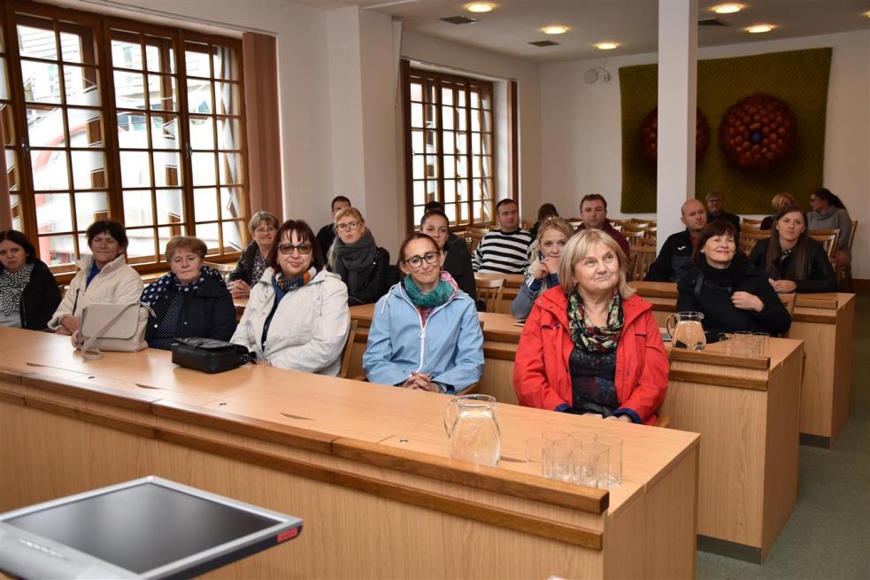 Učitelé zChorvatska hledali inspiraci ve Valmezu
