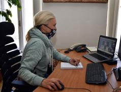 Zastupitelé ve Valašském Meziříčí jednali formou videokonference
