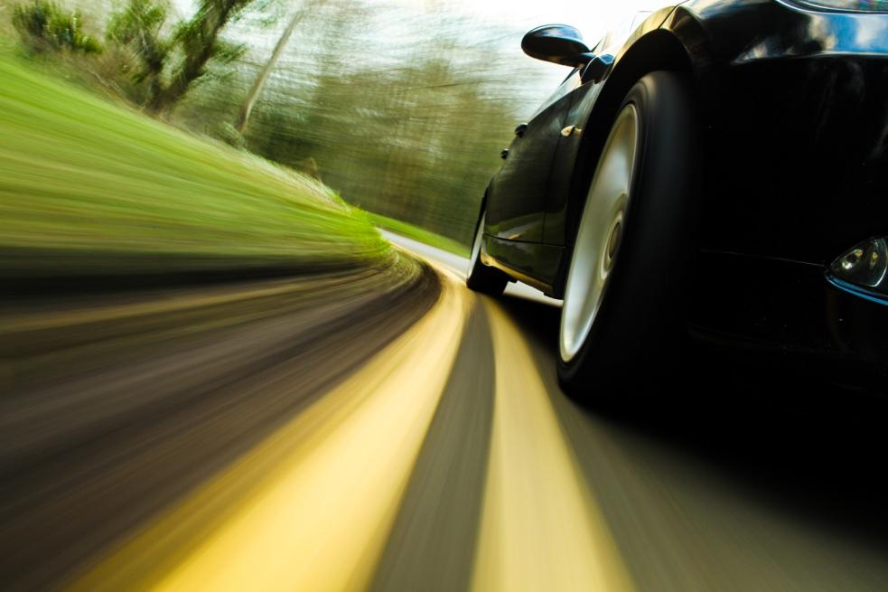 Dopraváci měřili rychlost. Někteří řidiči jezdí jako závodníci