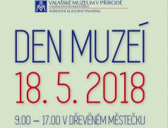 Mezinárodní den muzeí nabídne volný vstup do areálu Dřevěného městečka
