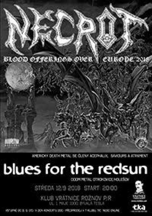 Americký death metal s českým doom metalem zaburácí v Rožnově