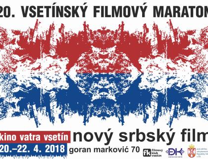 Třináct srbských filmů ve Vsetíně