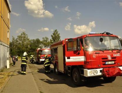 Město dá 300 tisíc profesionálním hasičům