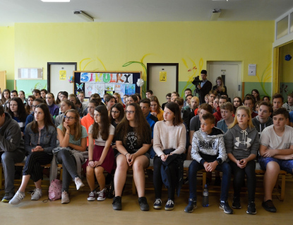 Žáci místních základních škol debatovali svedením města