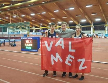 Atleti SKM získali dva cenné kovy na Mistrovství Moravy a Slezska