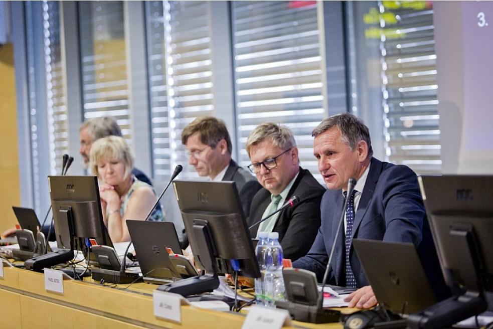Zastupitelstvo Zlínského kraje schválilo výsledek hospodaření za rok 2017