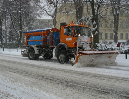 Účet za zimní údržbu v kraji: 92,4 milionu korun